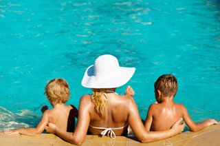 Aqueous Pools can keep your pool clean for your family to enjoy.